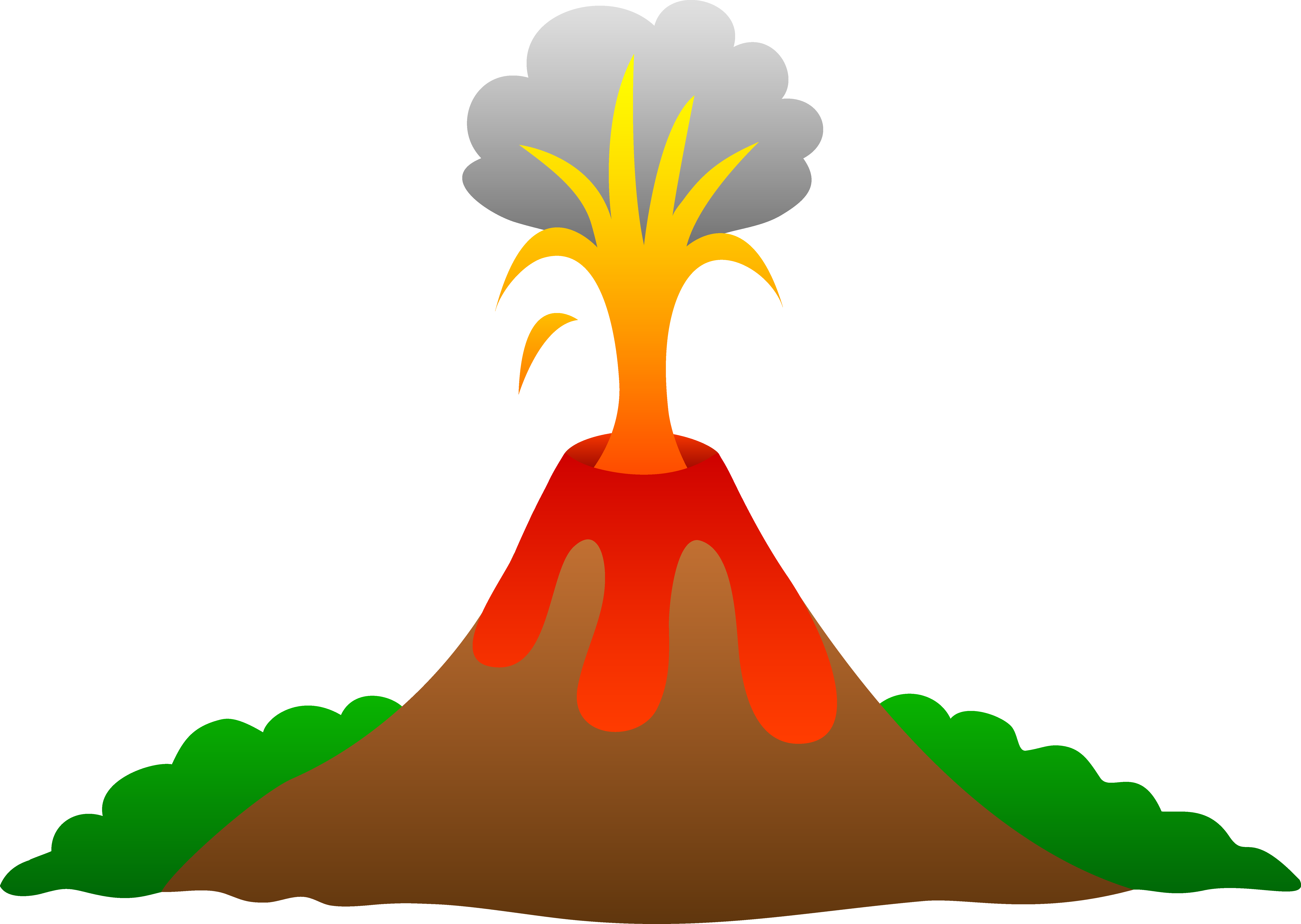 Scientist clipart explosion. Mt etna volcano project