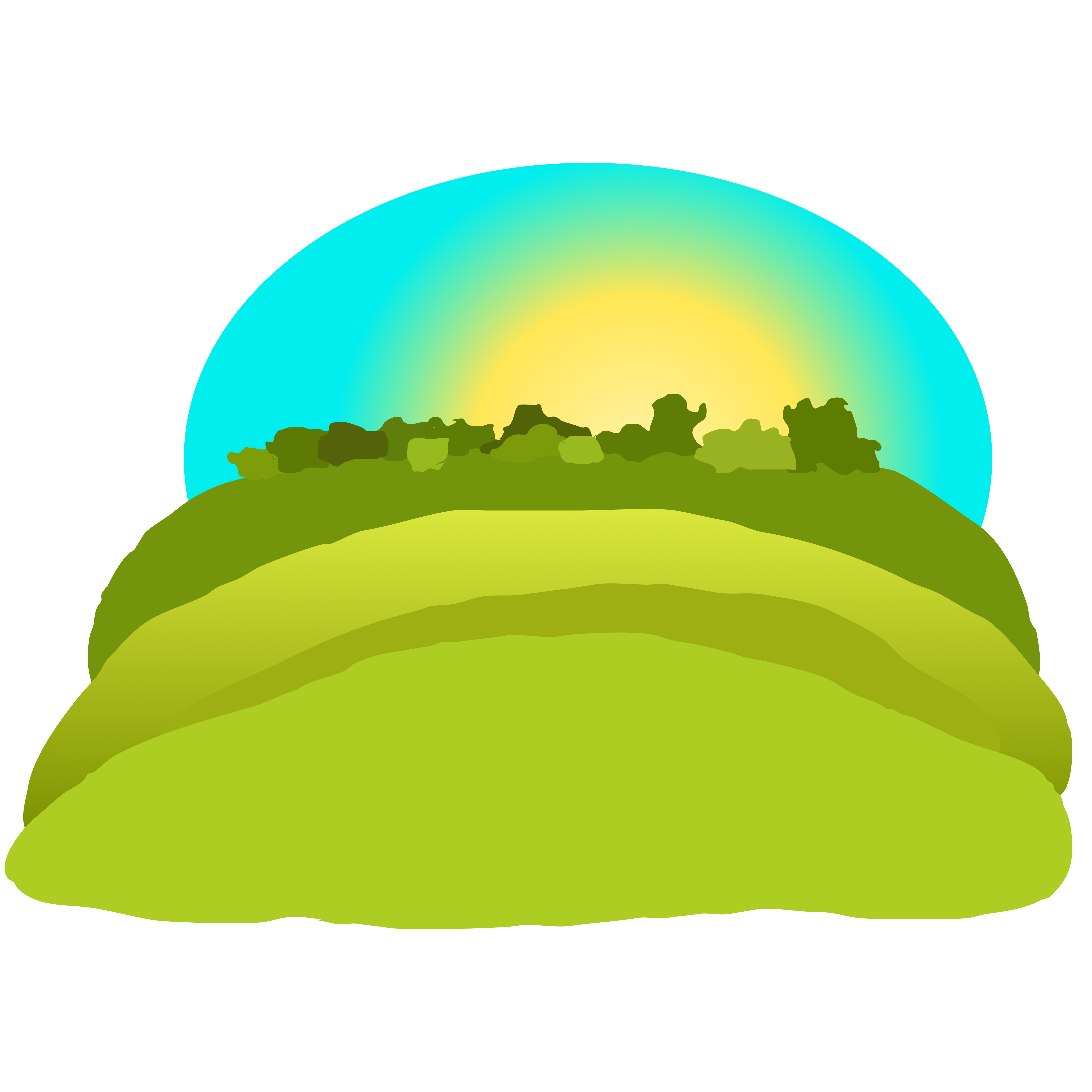Woodland clipart mountain. Hill over cliparthot of
