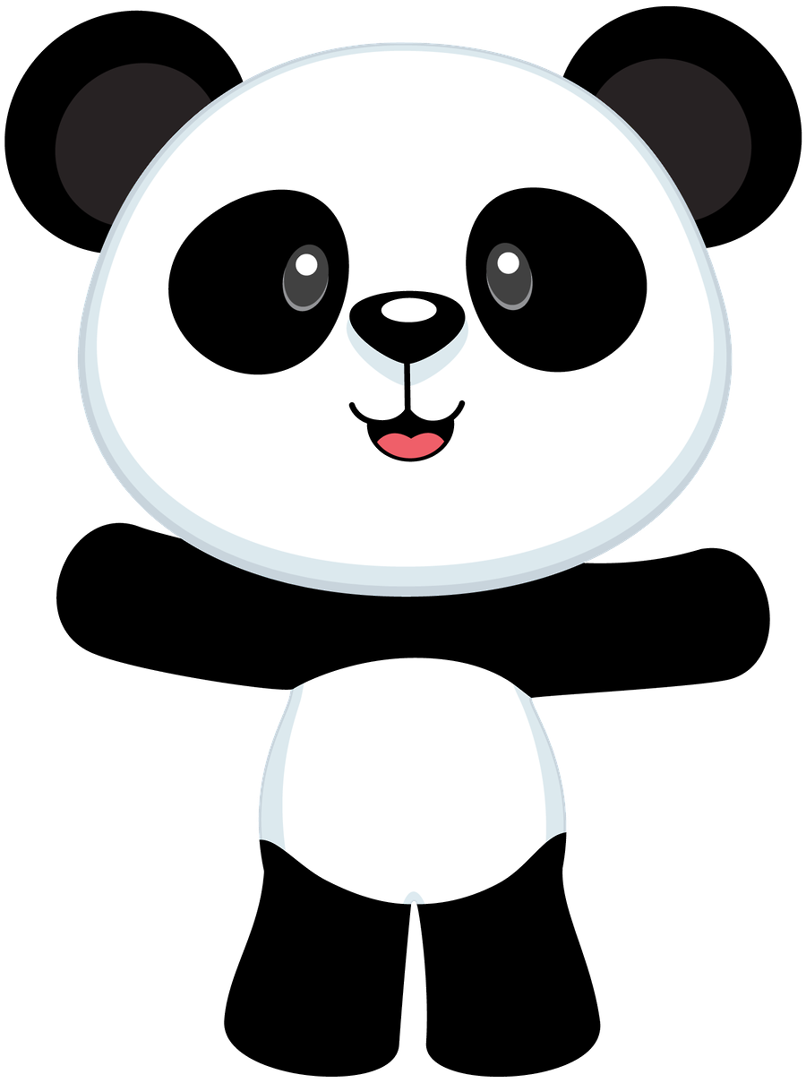 Clipart panda panda cub. Pin by marcia rodr