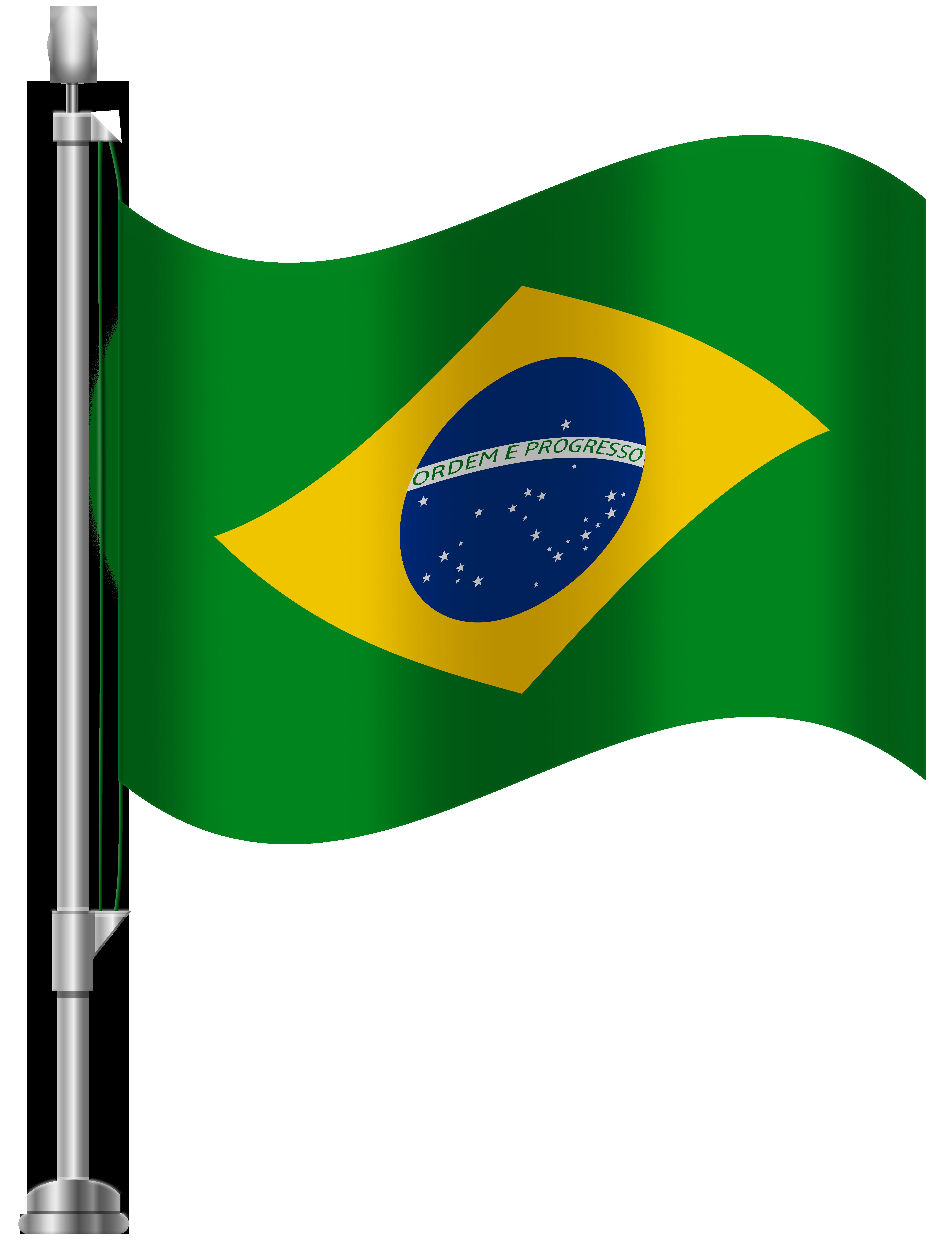Network brazil png clip. Flag clipart summer