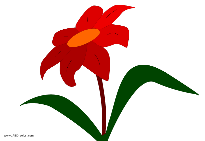 Mountains clipart flower. Raster download bitmap