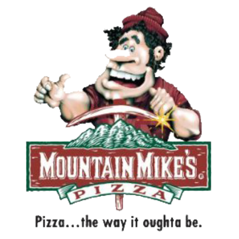 Mountain mike s pizza. Clipart mountains food