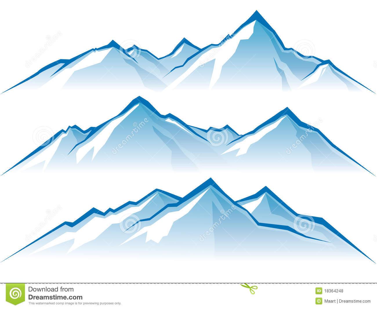 Mountains clipart mountain slope.  clipartlook