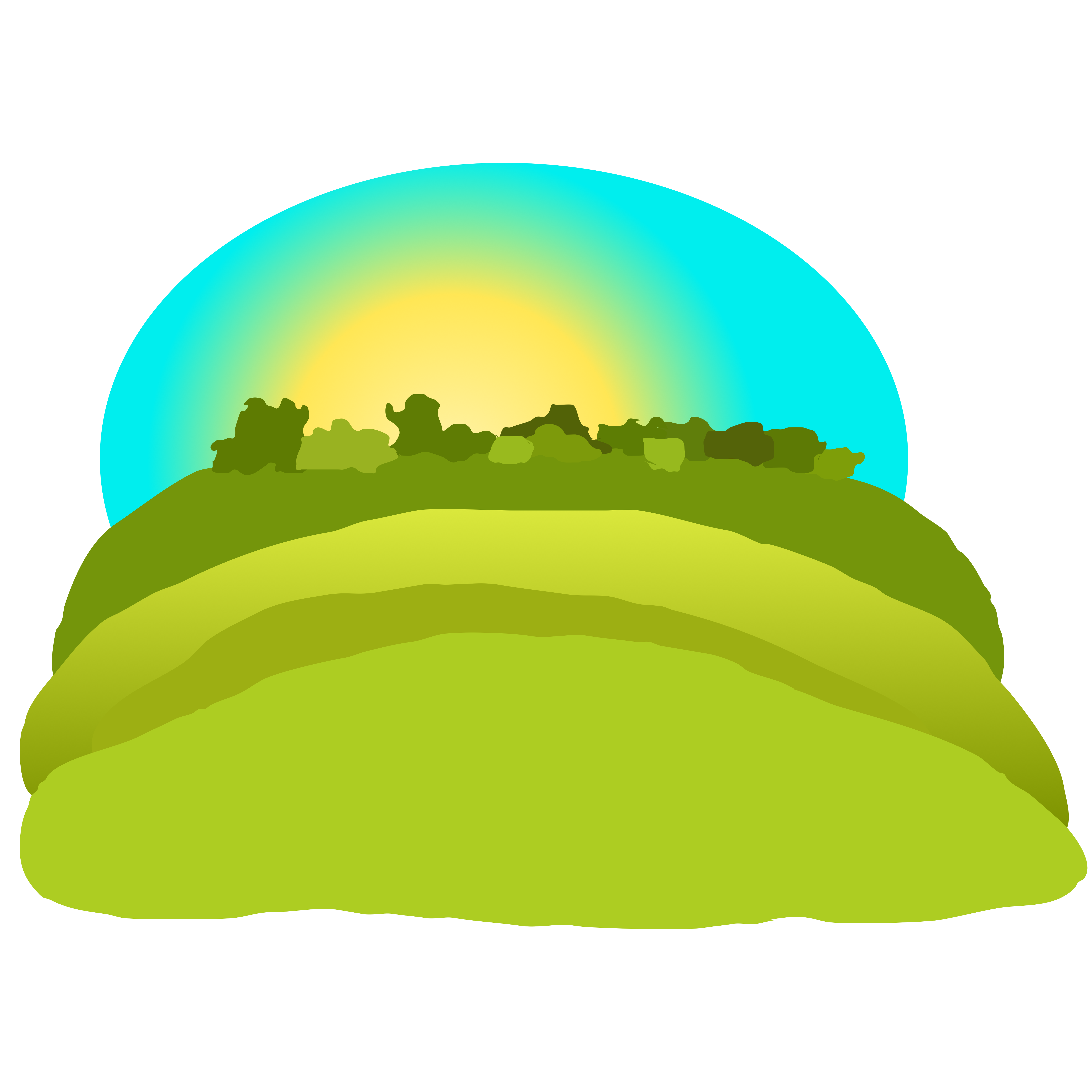 Free images at clker. Hills clipart distant