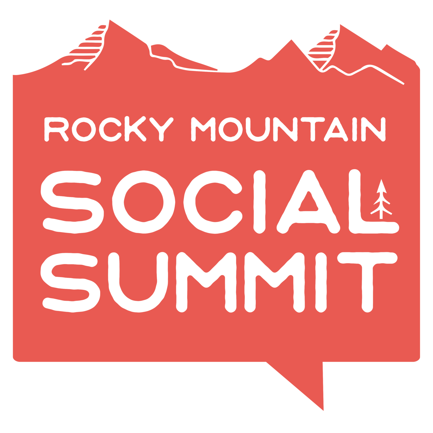 Luncheon clipart social event. Rocky mountain summit