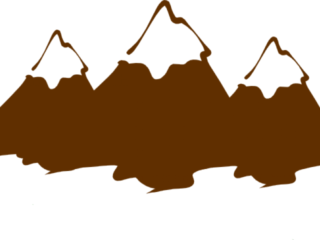 Clipart mountains simple. Peak free on dumielauxepices