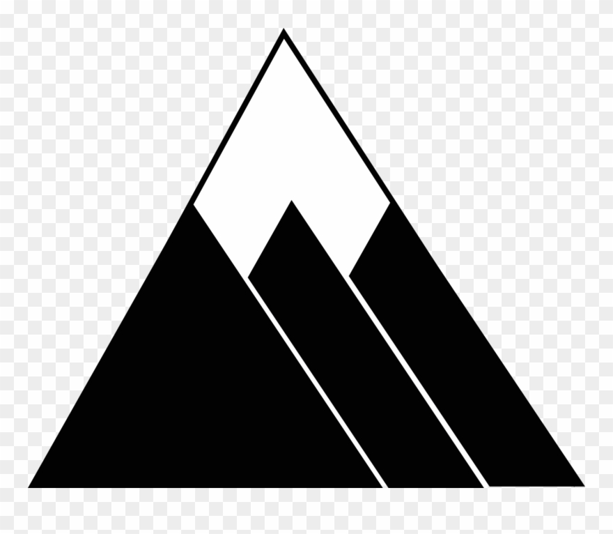 Clipart mountains simple. Mountain transparent