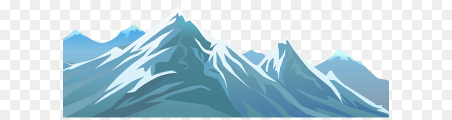Cartoon clip art png. Clipart mountains snow mountain