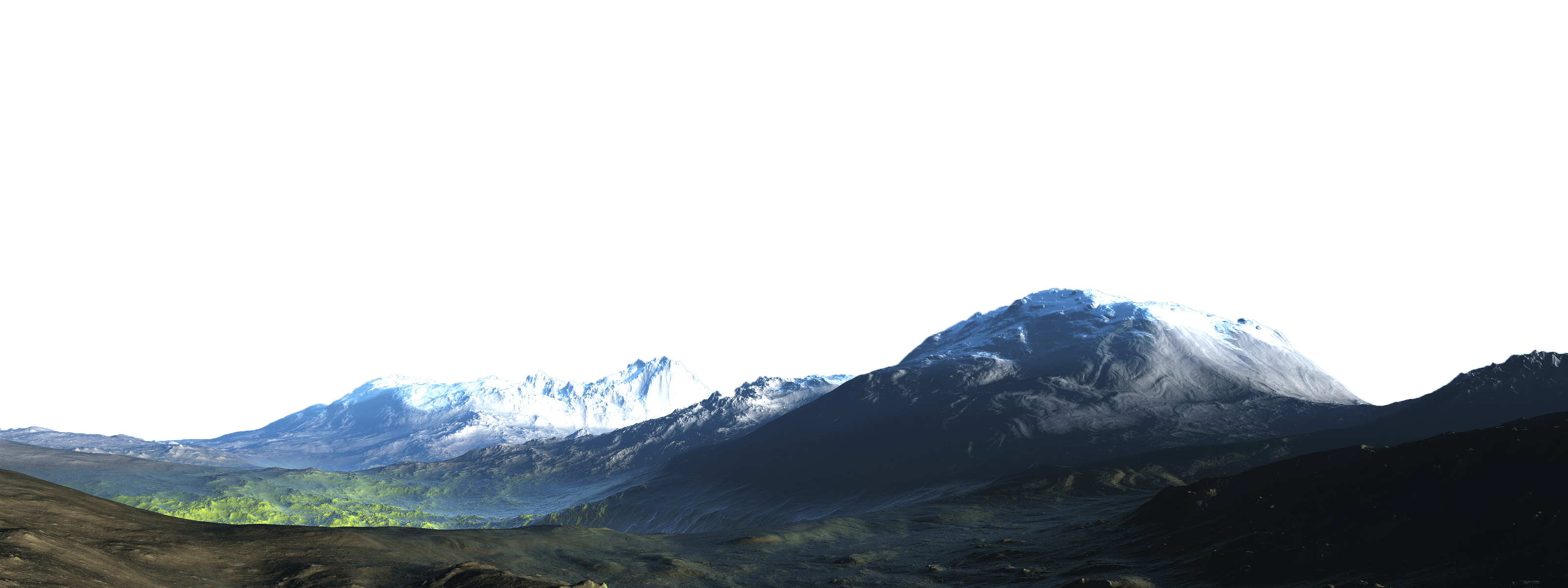 Clipart mountains snow mountain. Png free images toppng
