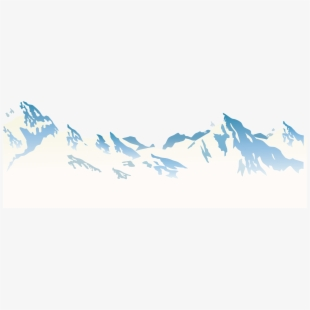 Clipart mountains snow mountain. Free snowy cliparts silhouettes