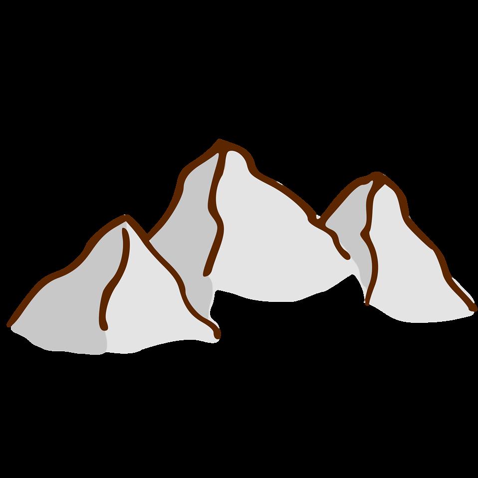 Free cartoon download clip. Mountain clipart river