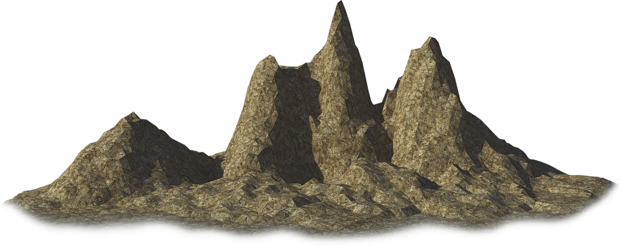 Mountain png image purepng. Clipart rock transparent background