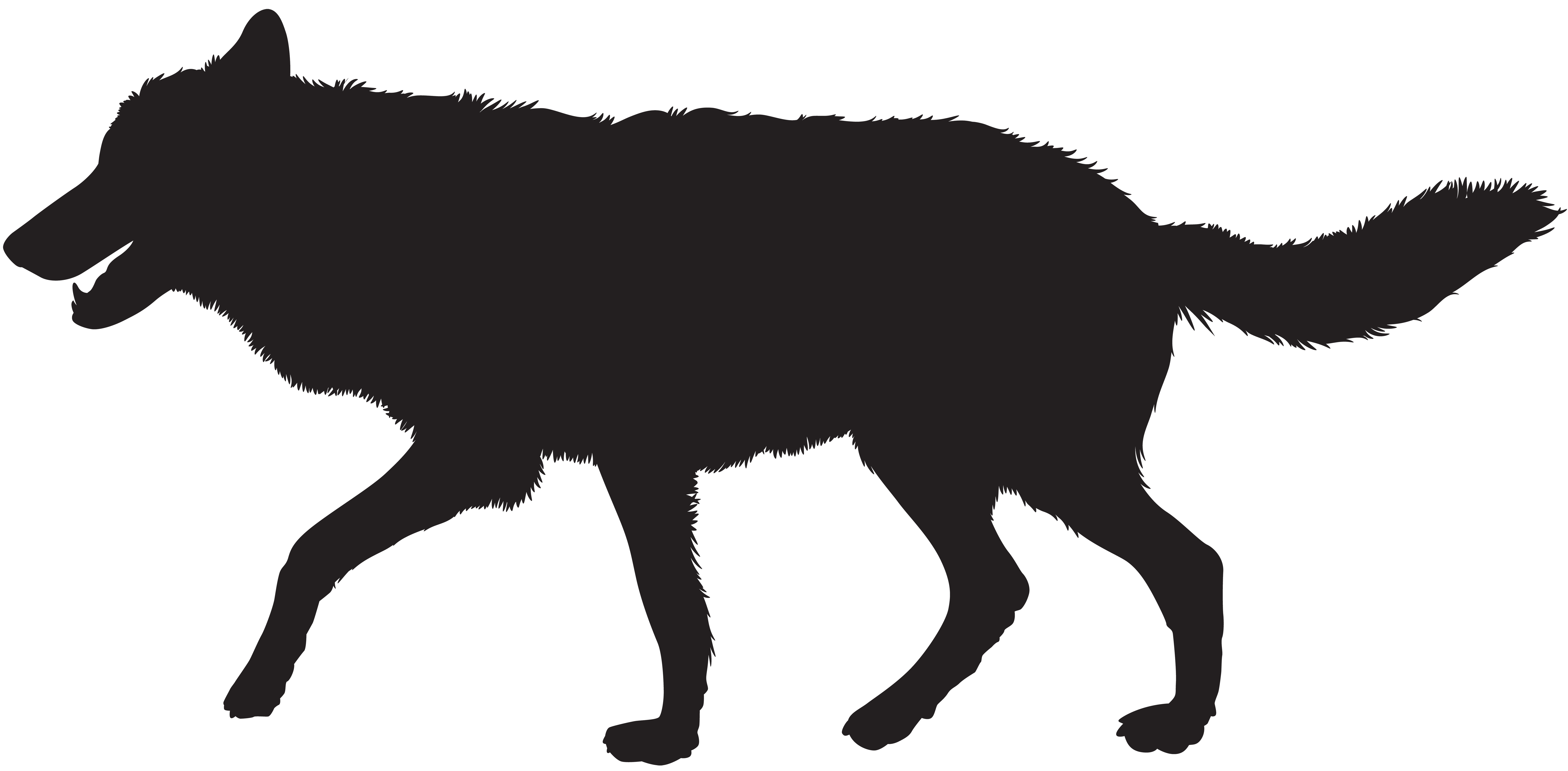 Wolves clipart galaxy. Wolf silhouette wallpaper at