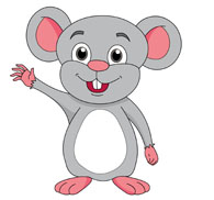 Clipart mouse. Free clip art pictures