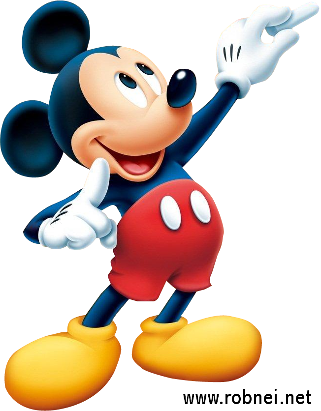 Disneyland clipart new year. Mickey mouse formato png