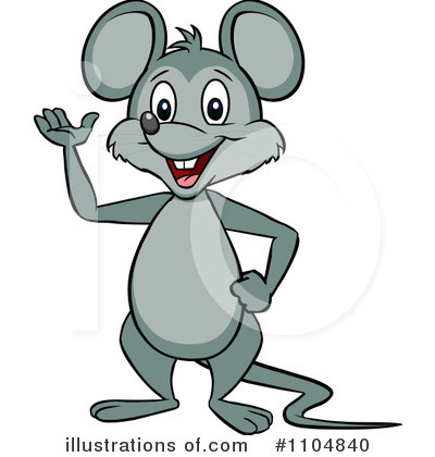 Clipart mouse boy. Illustration by cartoon solutions