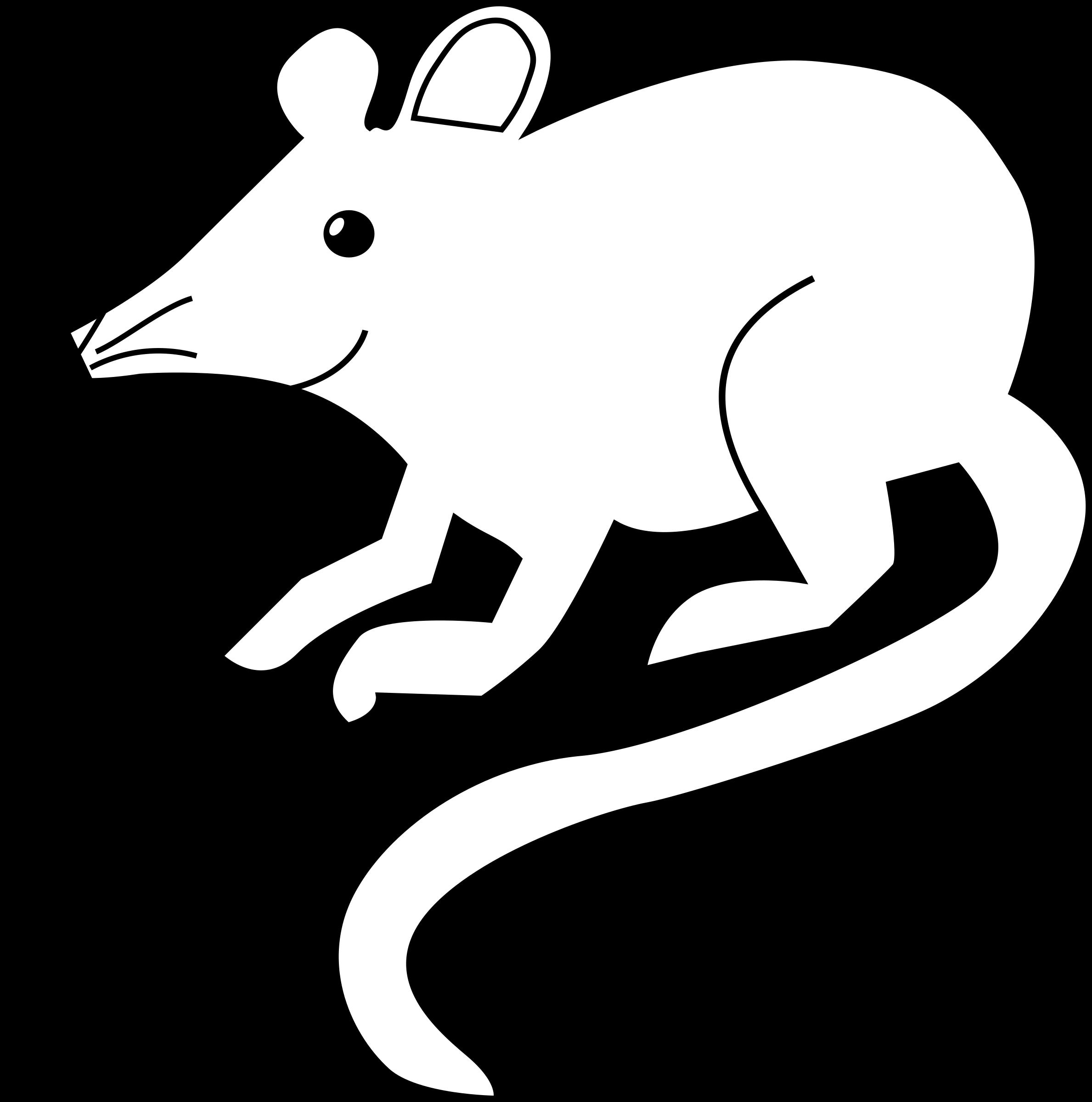 Clipart rat simple. Mouse big image png