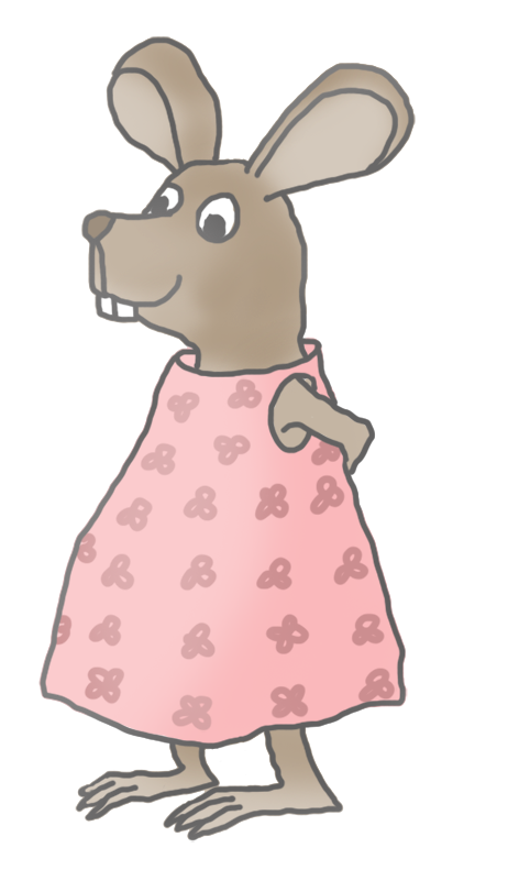 Mother clipart scared. Mouse clip art little
