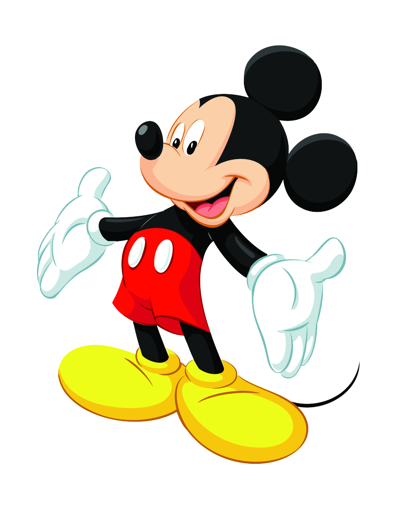 cartoon y comic en png: mickey mouse png | Mickey e Minnie ...