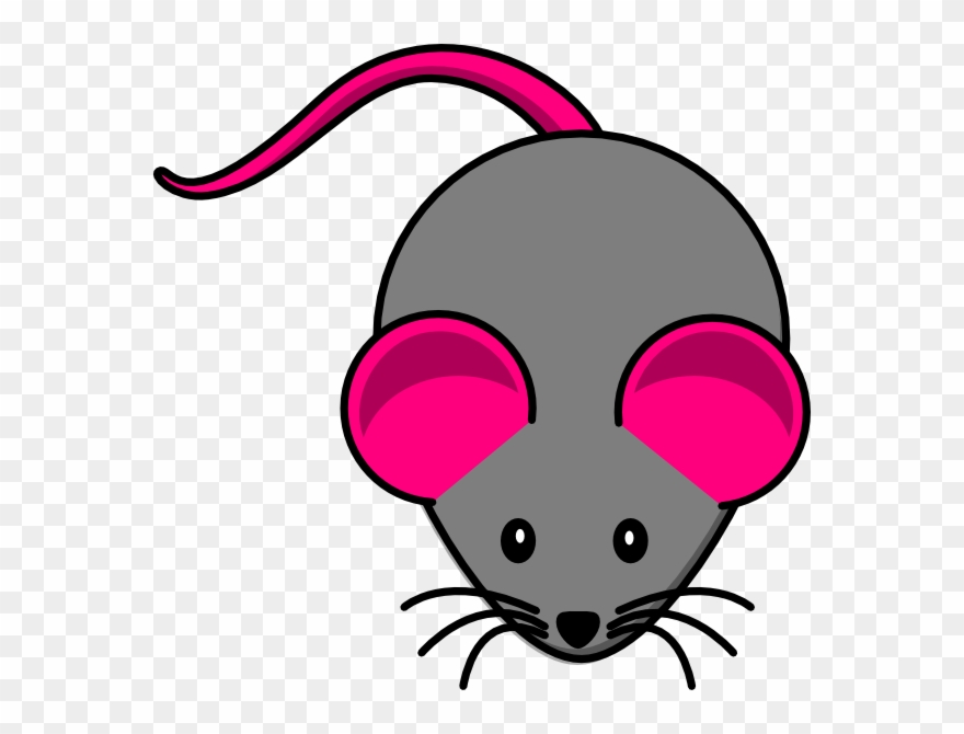 clipart mouse gray mouse