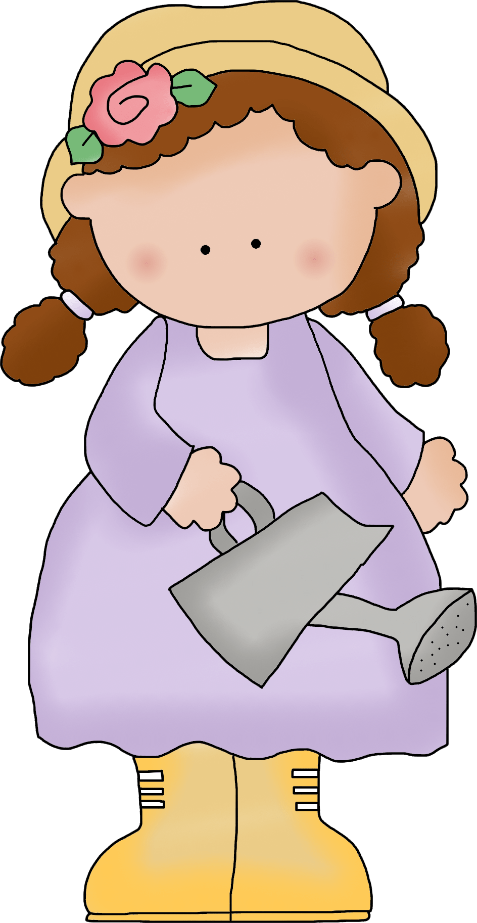 Teaching with nursery rhymes. Want clipart greedy child