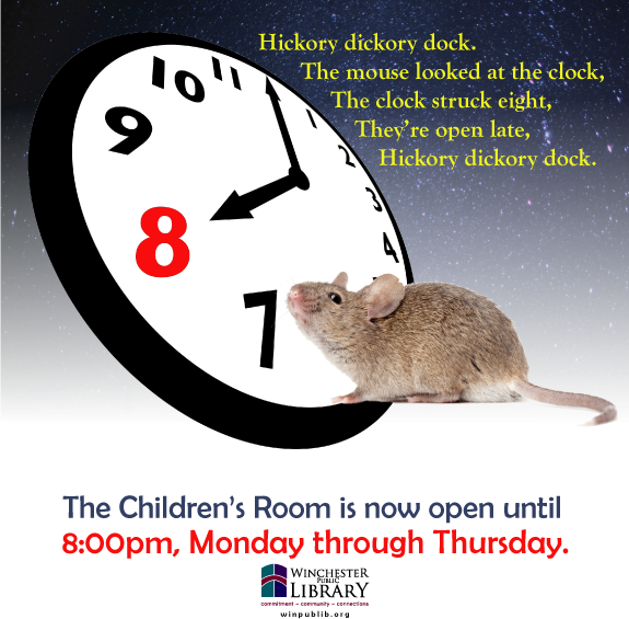 Index of images childrens. Clipart mouse hickory dickory dock