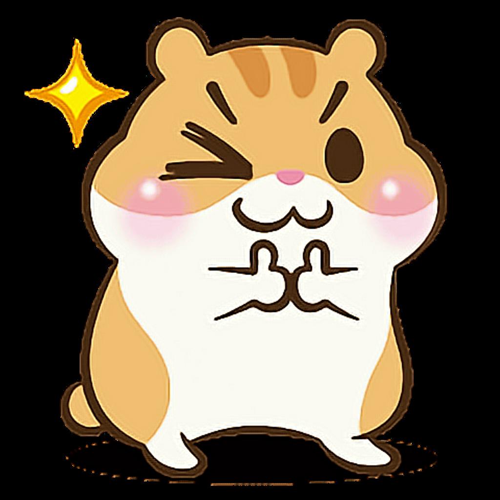 Hamster animals cute tumblr. Mice clipart kawaii