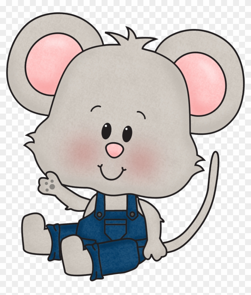Clipart mouse kid. Cute free