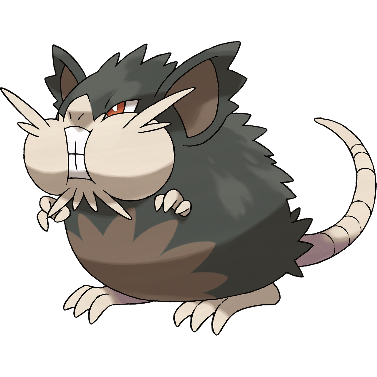 Pok mon alolan forms. Clipart mouse noisy