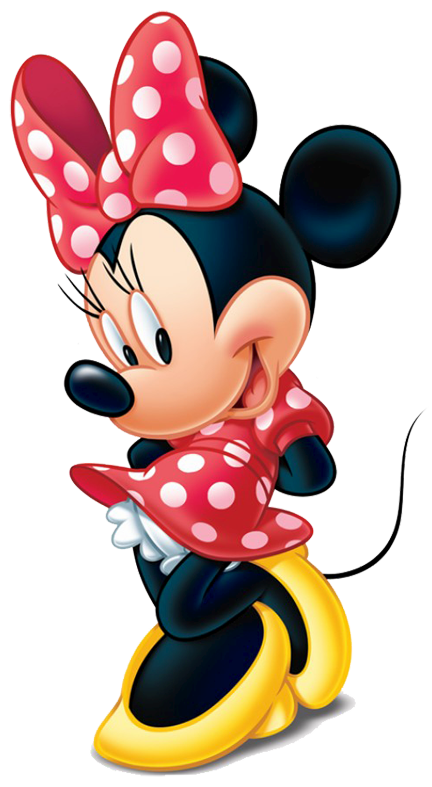 Minnie mouse clip art. Olaf clipart smell the rose