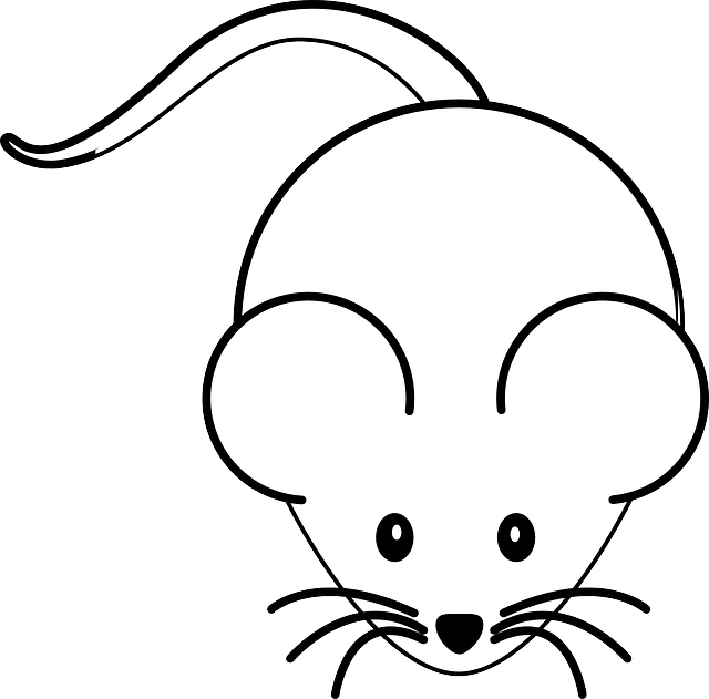 Mouse clipart ragweed. Taking away odor with