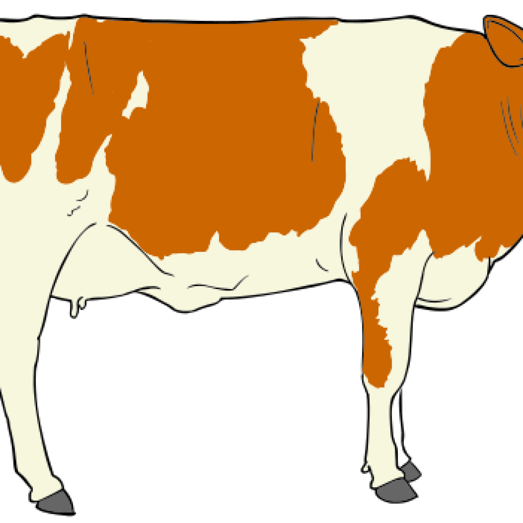 cow clipart mouth
