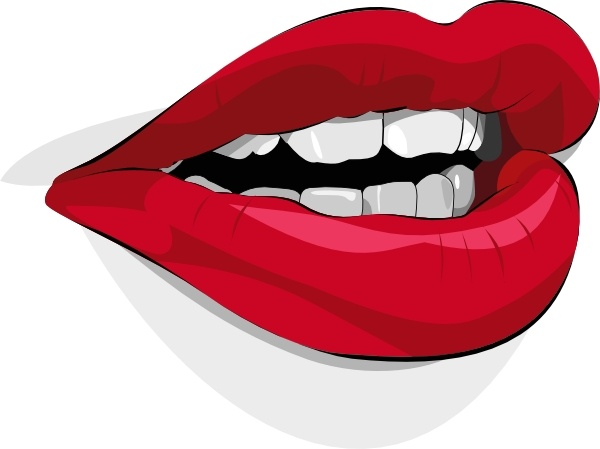 Clip art free vector. Clipart mouth different mouth