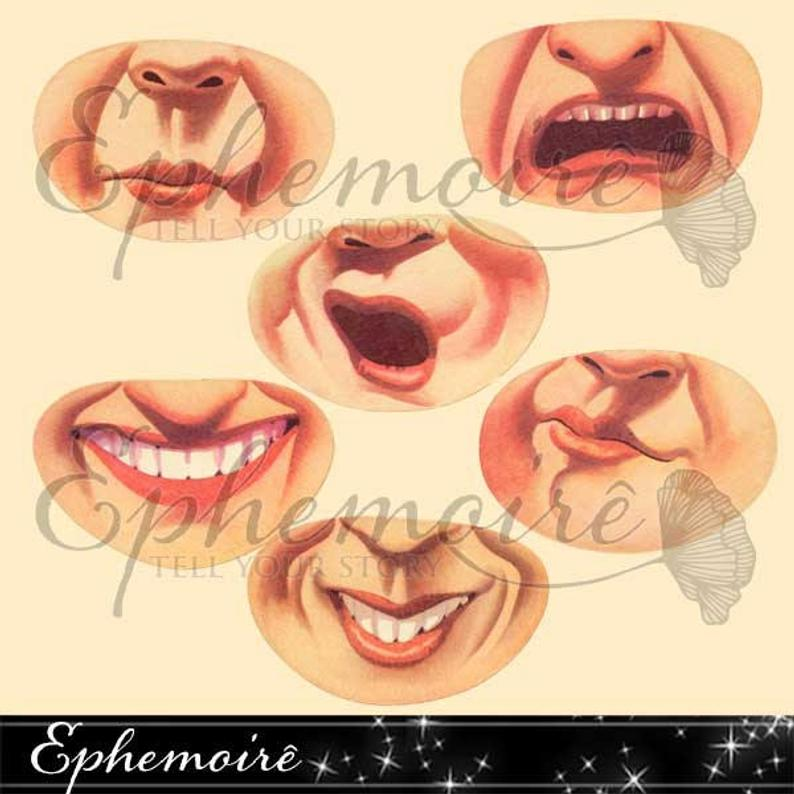 Mouth clipart doll. Mouths images clip art