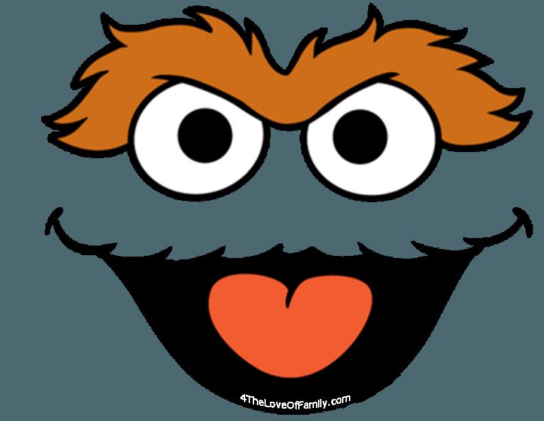 Elmo Clipart Mouth Elmo Mouth Transparent Free For