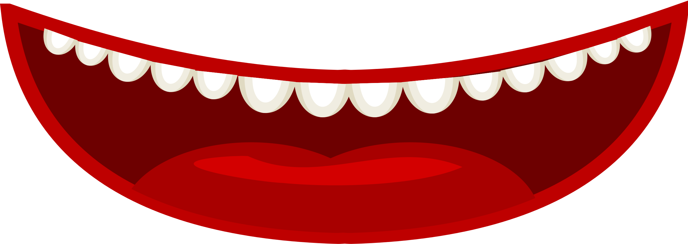 Lips clipart anamated. Teeth mouth smile pencil