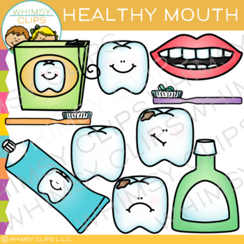 Dental clip art by. Clipart mouth healthy mouth