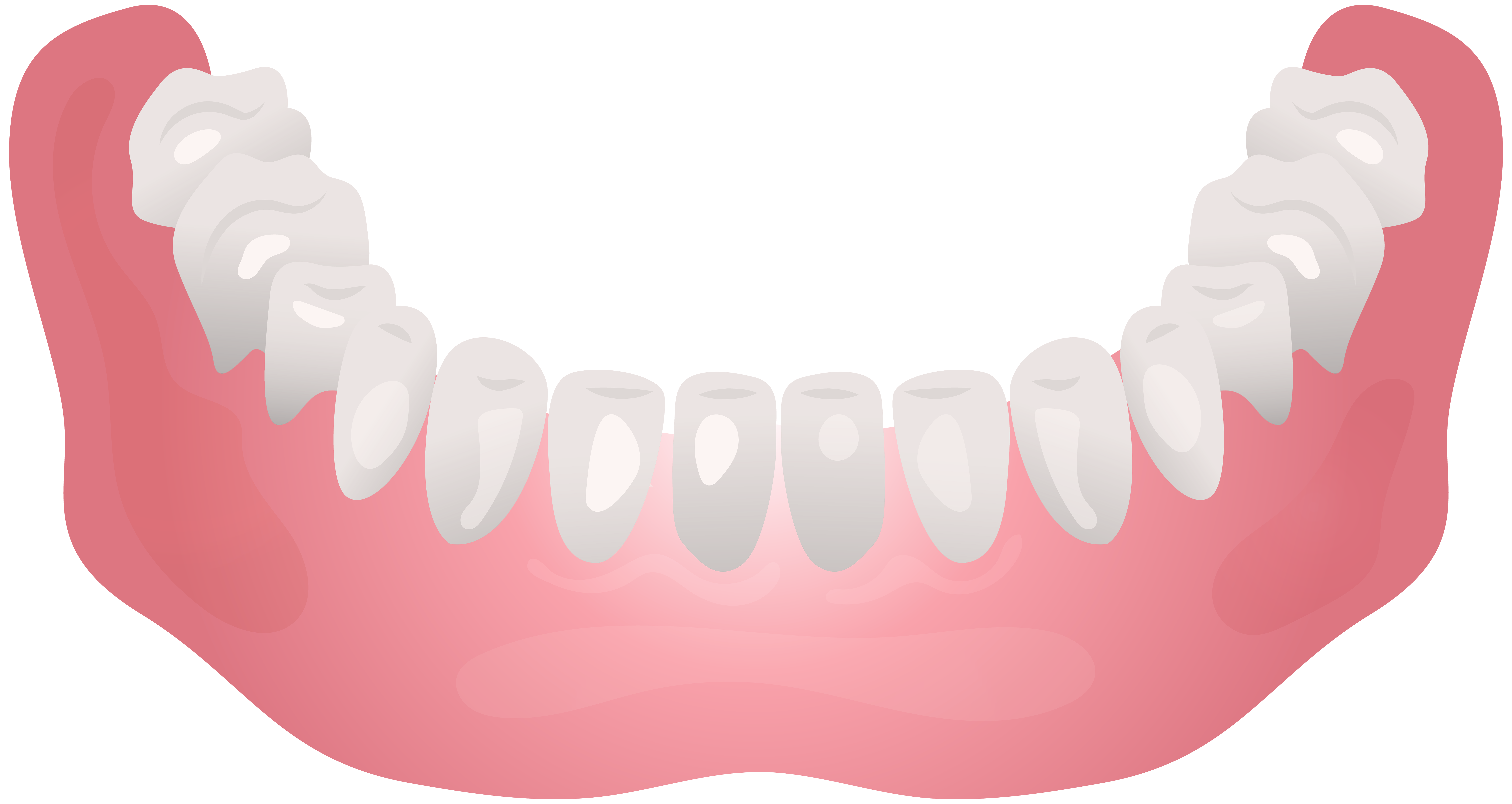 Bottom jaw clip art. Clipart smile human mouth