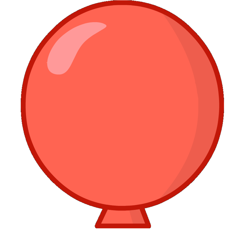 Clipart mouth inanimate insanity. Image balloon s png