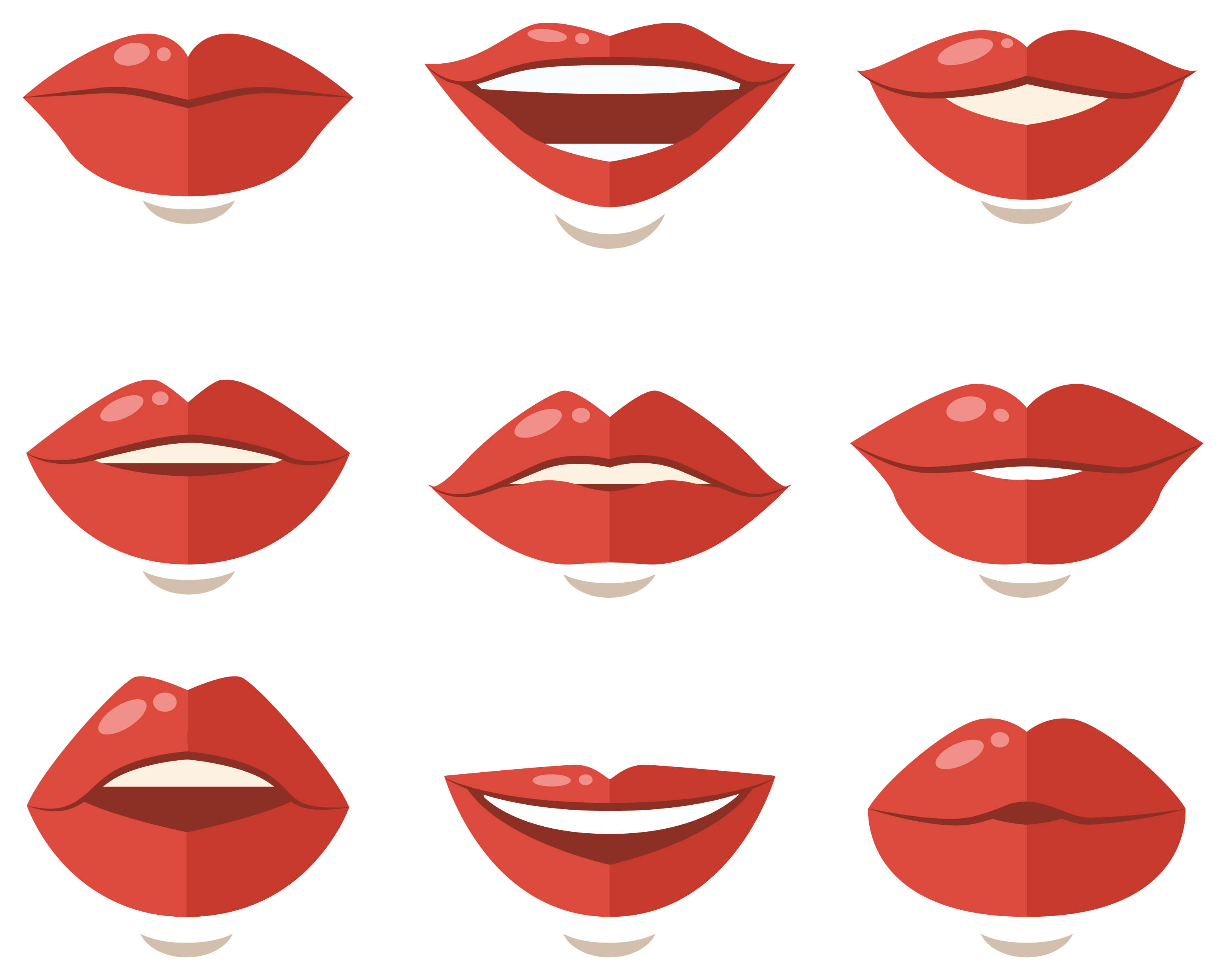 Free women download clip. Clipart mouth ladies