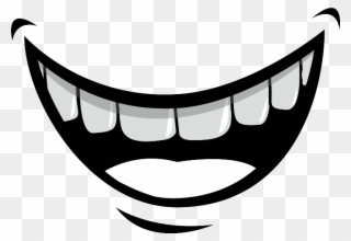 Free png smiling clip. Clipart mouth male