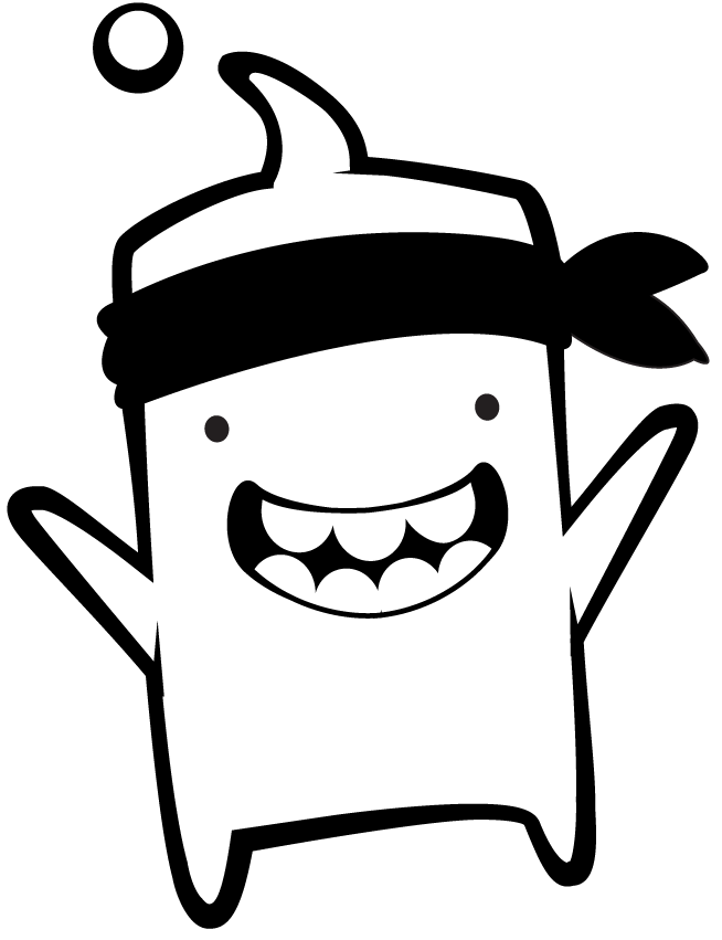 Monster free download best. Potato clipart black and white