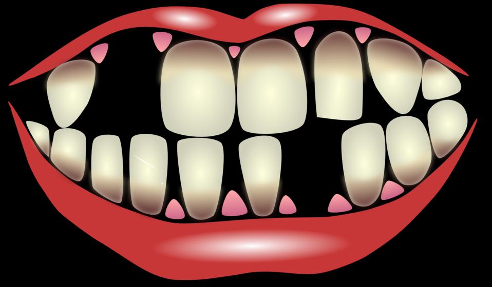 Tooth clipart file. Public domain clip art