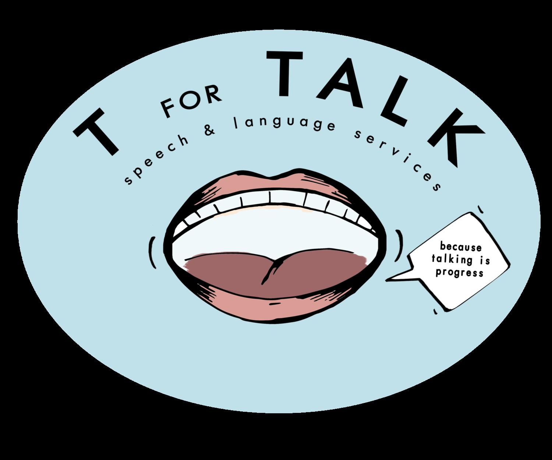 Conversation clipart formal language. T for talk speech