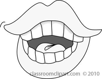 Free clip art download. Clipart mouth mouth talk