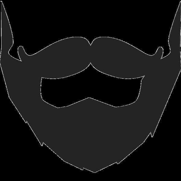 Stamptopia talk beardy to. Moustache clipart facial hair