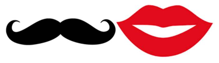 Moustache clipart lip. Mustache and lips cliparting