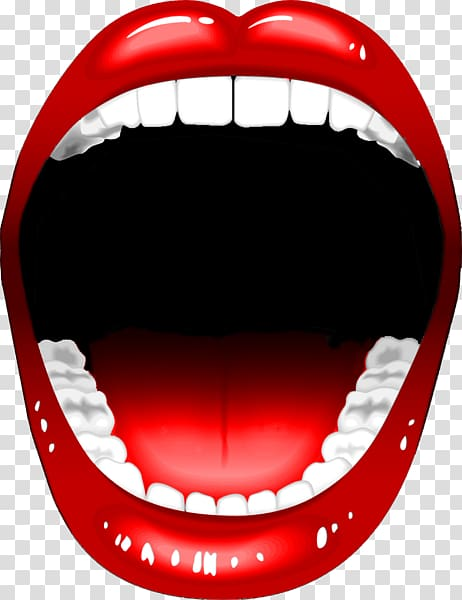 Smile open transparent background. Clipart mouth opened mouth