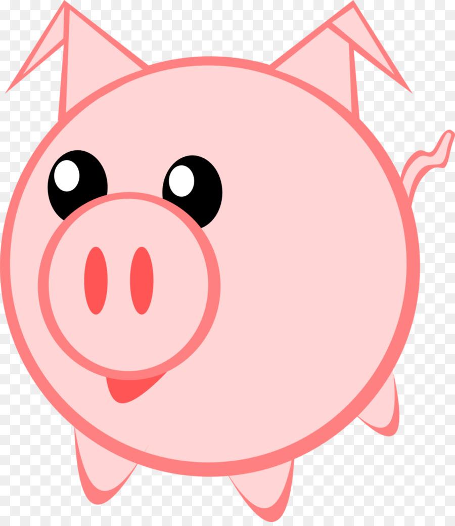 Clipart pig mouth. Cartoon nose transparent clip