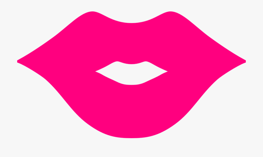 Lips free kiss clip. Lip clipart mouth